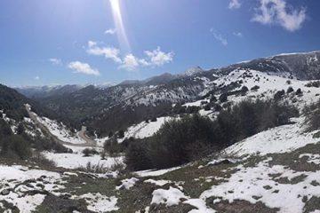 P. San Lorenzo - Vista hacia la Riera