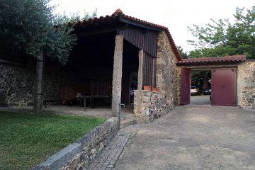 Portico entrada
