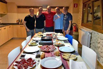 Cena en Familia casi completa 1