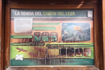 Mirador del cañón de Leza 2