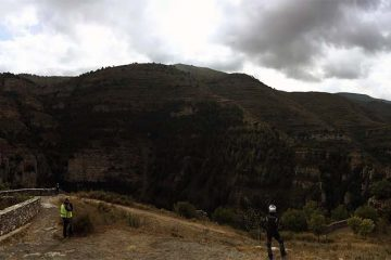 Mirador del cañón de Leza 3