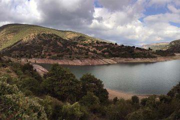 Embalse de Mansilla (Rioja)