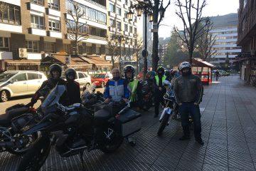 Salida de Oviedo