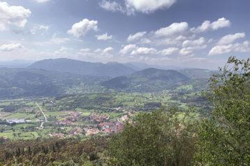 Vista de Salas