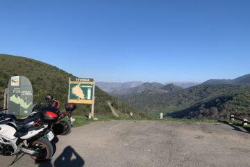 vistas desde Pto San Lorenzo